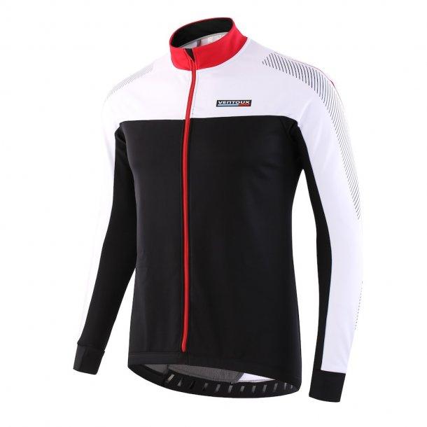 Ventoux Nordic Race jacket, black/red/white, Man | Jakker