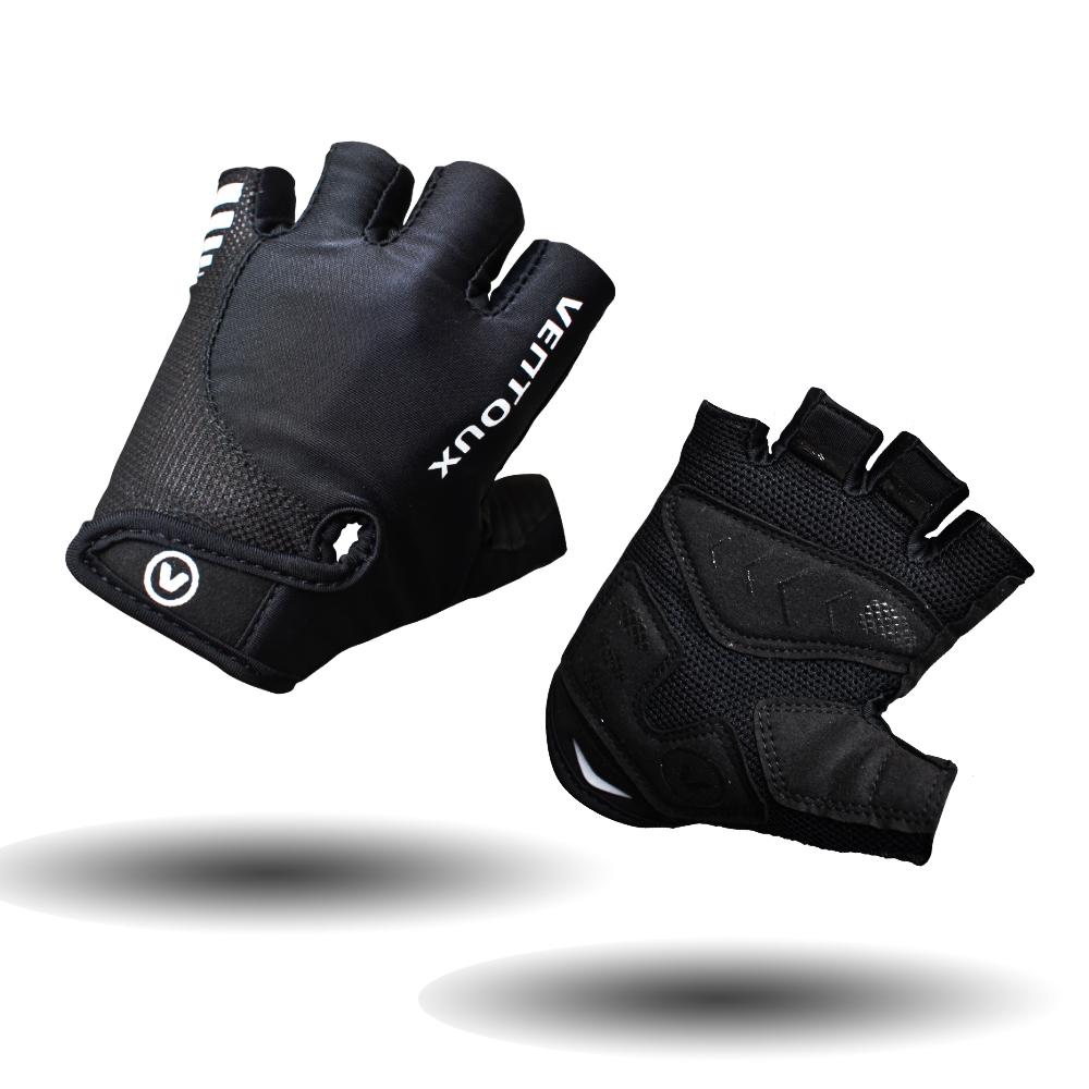 Ventoux SG+ cykelhandske, sort | Gloves