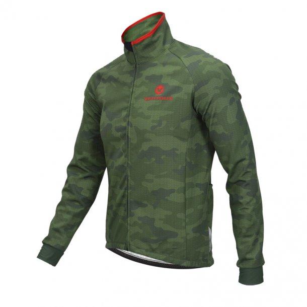 98fc617958b Ventoux softshell vintercykeljakke m. fleece foer. Camouflage style