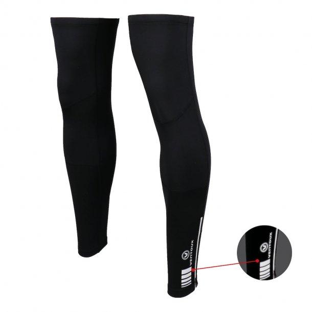 Ventoux Race Thermal leg warmers, black