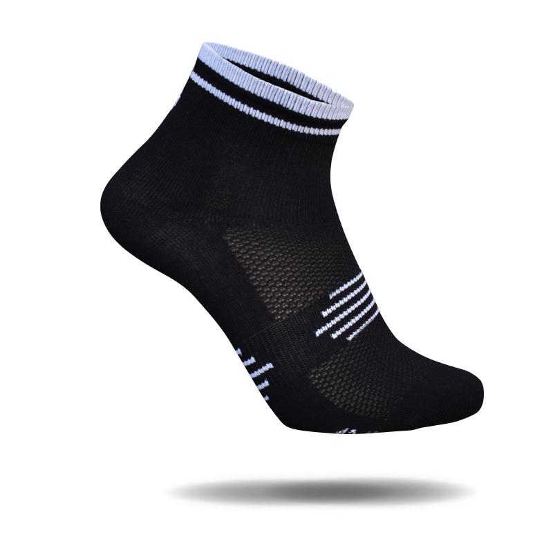 Ventoux Coolmax Bike Socks, black/white V | Socks