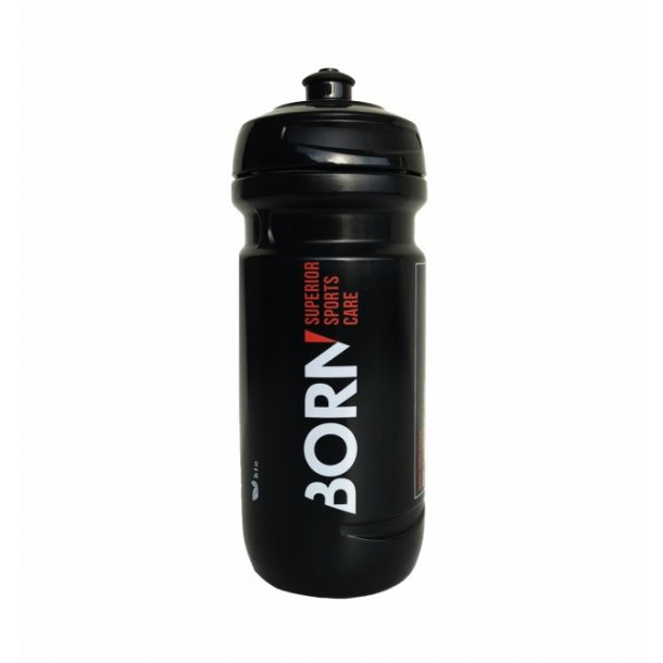 BORN / Elite drikkeflaske Limited 600 ml, SORT