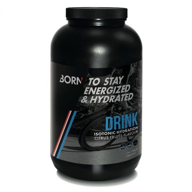 BORN Drink Isotonic Energidrik Citrus, 1700 g