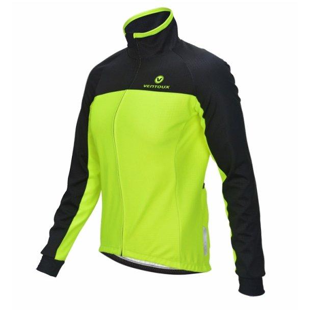 Ventoux Champion Winter Jacket (dame), sort/neon | Jakker