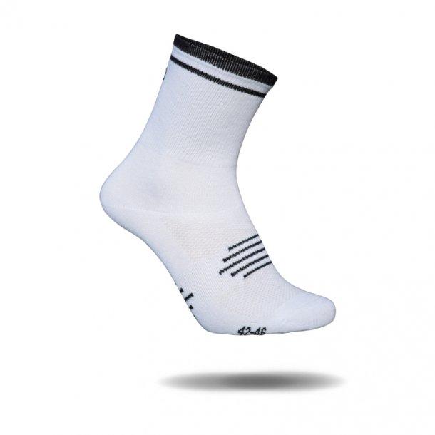 Ventoux Coolmax High Cut Bike Socks, hvid | Socks