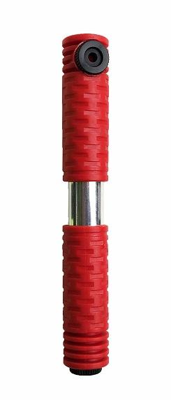 Roto Basic Mini Pumpe, rød/sort | Minipumper