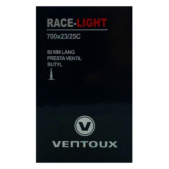 Ventoux race slange LIGHT 700x23/25C, 80 mm ventil | Slanger