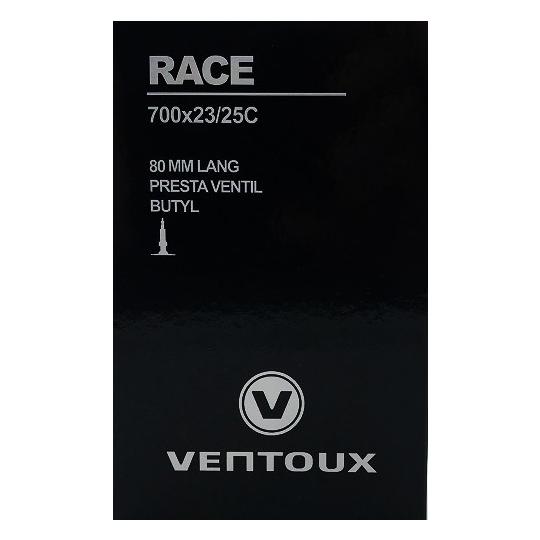 Ventoux race slange, 700x18/25C, 80 mm ventil | Slanger