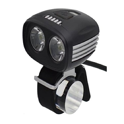 Ventoux High Power LED cykellygte 1600 Lumen | Forlygter