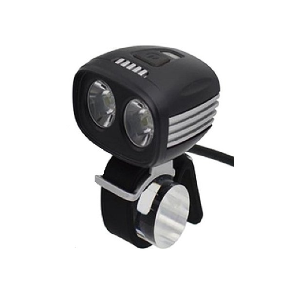 Ventoux High Power LED cykellygte 1600 Lumen | Front lights