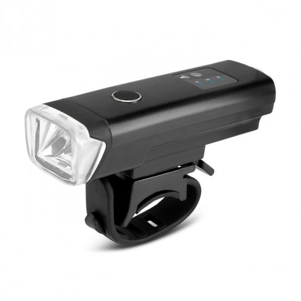 Ventoux Braviga USB forlygte 300 lumen | Batterier og opladere