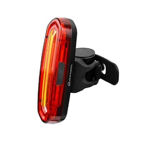 Ventoux USB Firebird kombi for- og baglygte | Rear lights