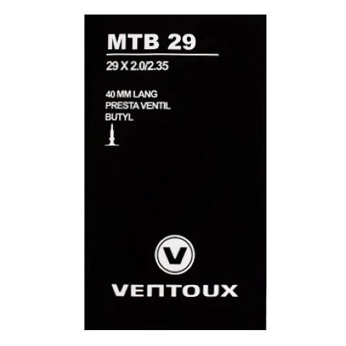 Ventoux MTB cykelslange, Presta, 29 x 2.0-2.35 | Slanger