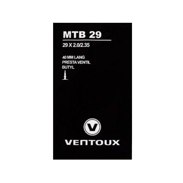 Ventoux MTB cykelslange, Presta, 29 x 2.1-2.35   Slanger