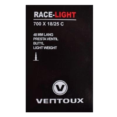 Ventoux race slange LIGHT 700x18/25C | Slanger