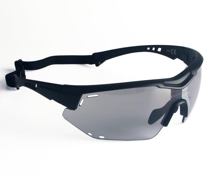 Ventoux Titan Fotochrome cykelbrille, mat sort | Briller