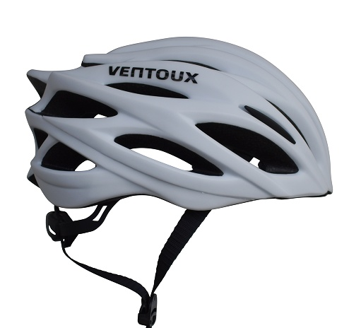 Ventoux Ultra Light II cykelhjelm, mat hvid | Hjelme