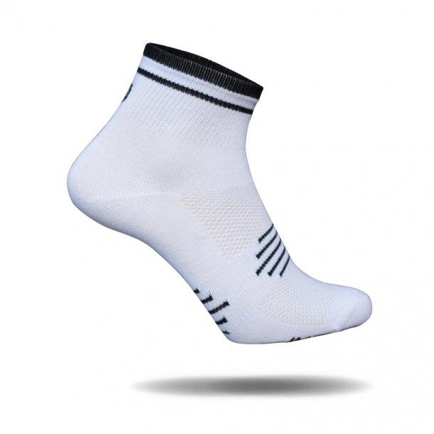 Ventoux Coolmax Bike Socks, white/black V | Socks